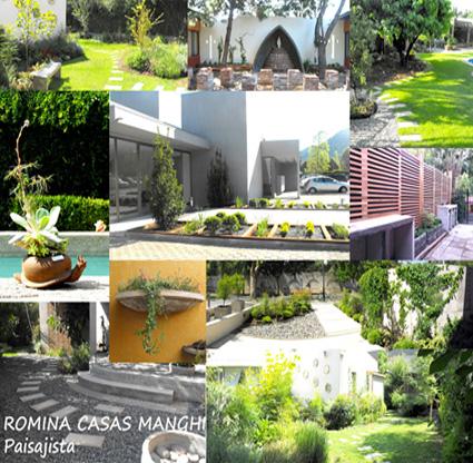 Mantenciones jardiner a y paisajismo romina casa manghi for Servicios de jardineria y paisajismo